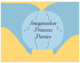 Imagination Princess Parties logo