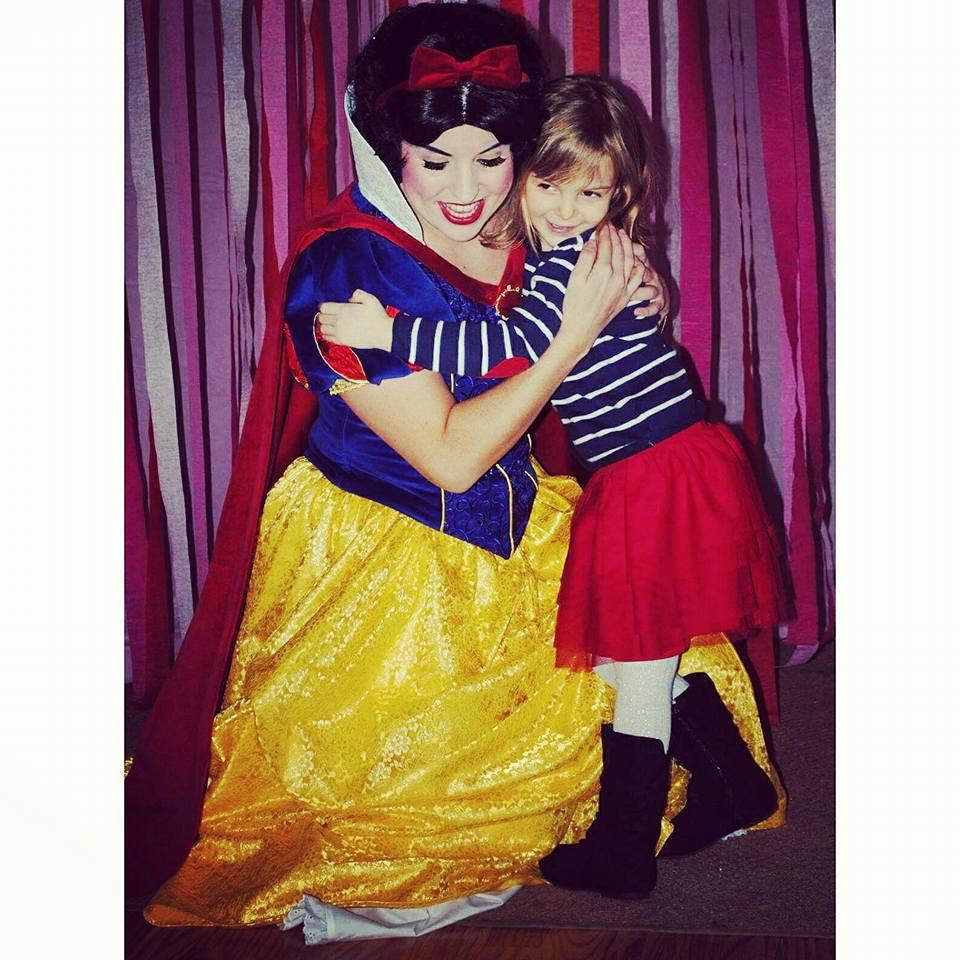Snow White, Chicago Princess Parties