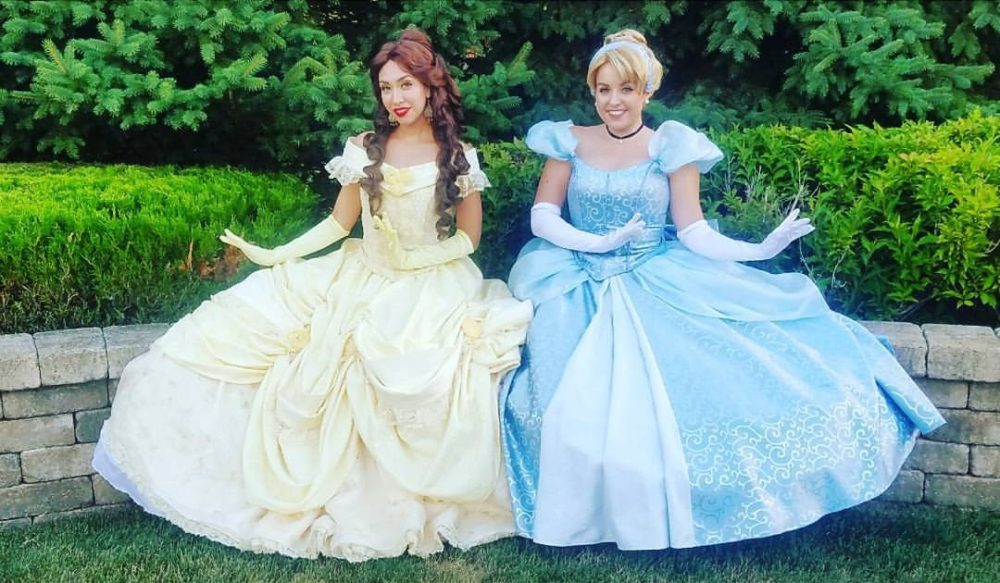 Cinderella and Beauty Princess
