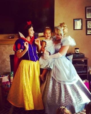 Snow White Princess Party Chicago