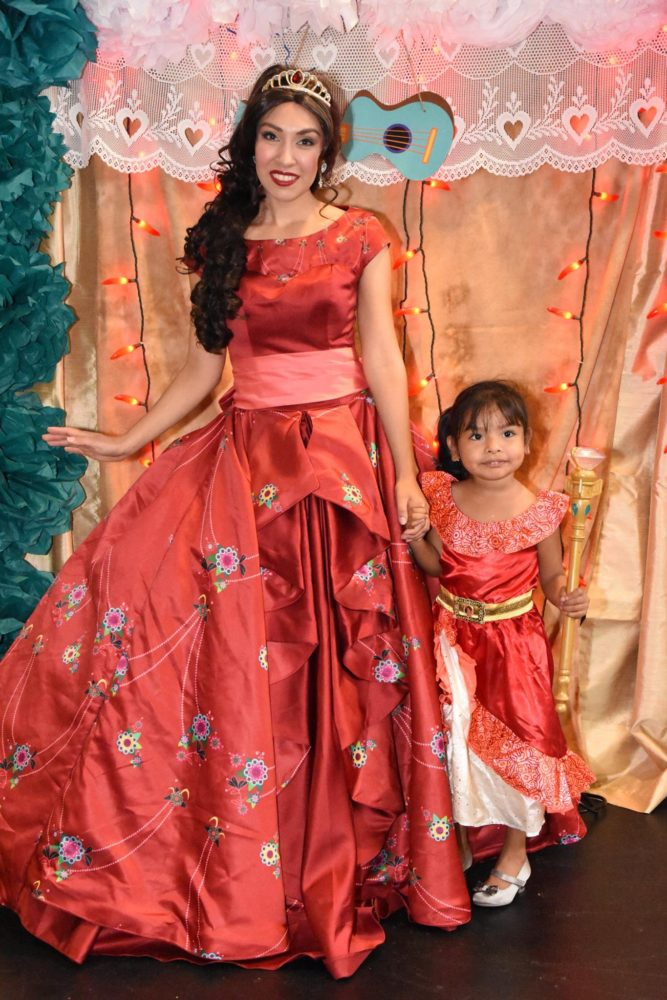 Latina Princess, Chicago Princess Parties