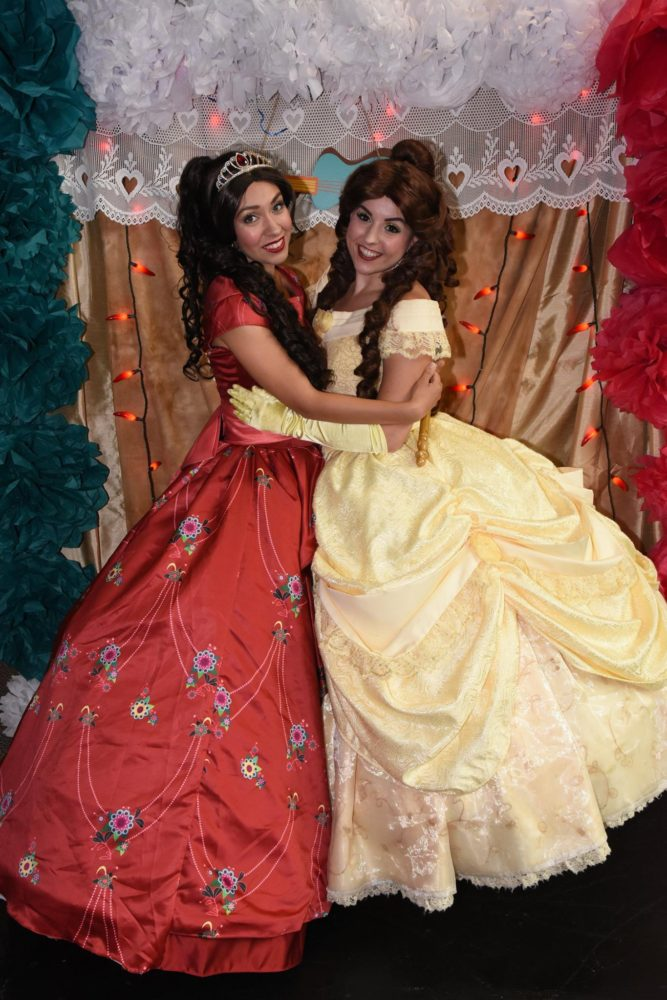 Latina Princess, Chicago Princess Parties